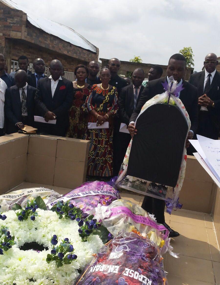 Chebeya Funeral 1